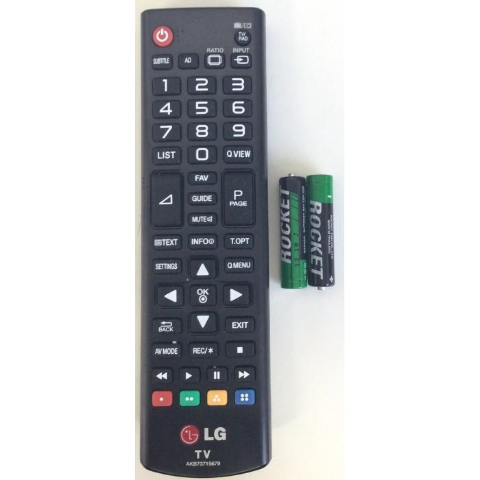 Mando de televisión LG original (AKB73715679) Original - Nuevo