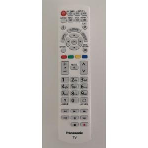 Mando de televisión Panasonic (modelo: N2QAYB000830B)
