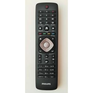 Mando y teclado de televisión Philips 2422-549-90637