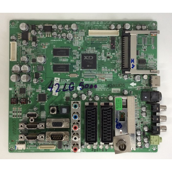 Tarjeta de vídeo EAX56818401 para Tv LG 42¨ (42LG5000) LCD