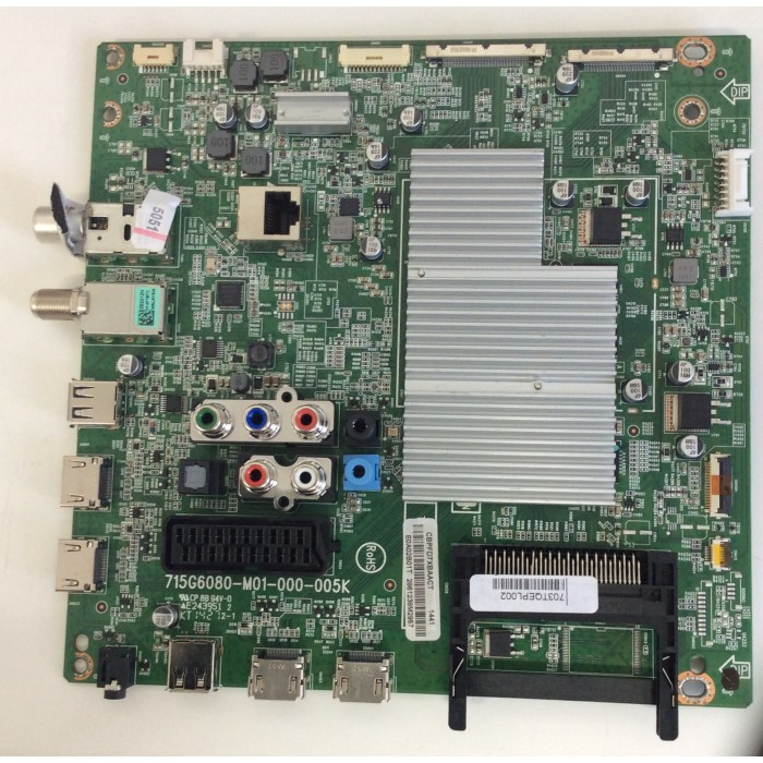 Placa base MAIN 715G6080-M01-000-005K para Tv Philips 47PFK109/12