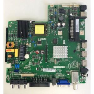Placa base MAIN L15010737-0A00828 para Tv Hisense 32D33EU