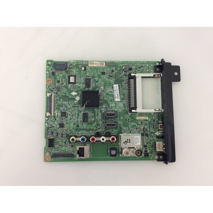 Placa base MAIN EBT64304724 para Tv LG 43LH590V 43¨ LED
