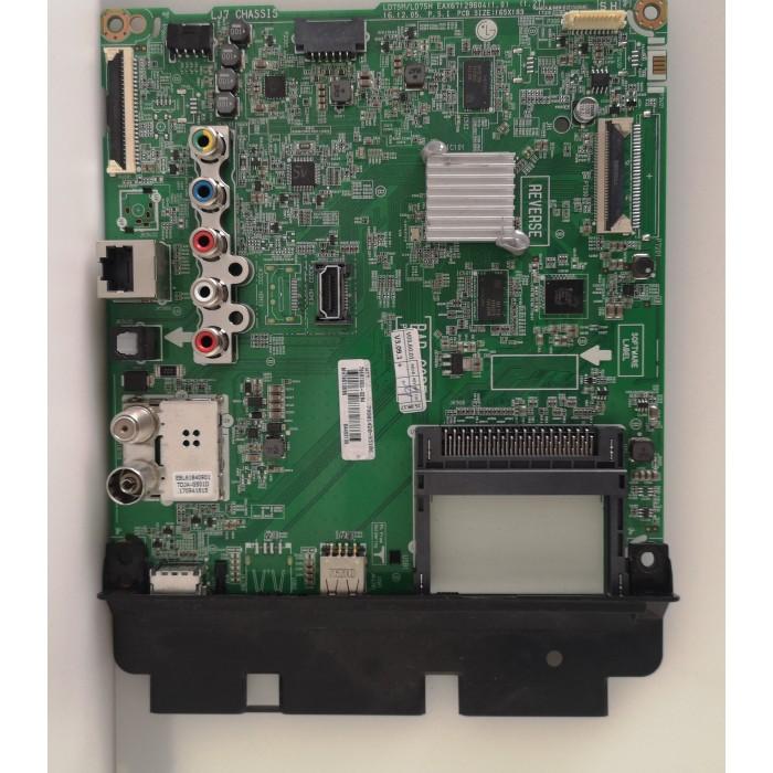 Placa base MAIN EAX67129604 (1.0) para Tv LG 32LJ590U 43LJ594V 43LJ500