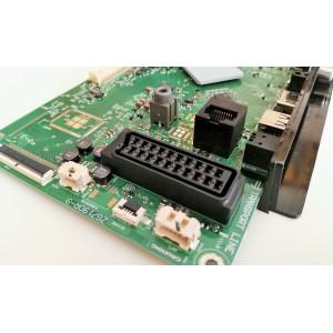 Placa base MAIN ZG7190R-9 para Tv Grundig 43VLE6621 BP