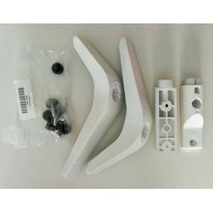 Soporte de pie CF32309 BLANCO para Telefunken 32 DVI 2 -NUEVO-