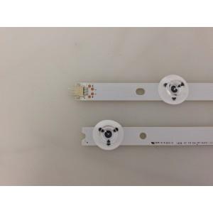 Tira de LED para LG 42¨pulgadas (6916L-1682A / 6916L-1683A) Nuevo