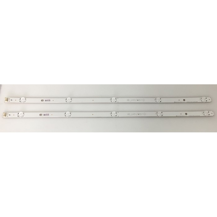Tira de LED para LG HD_LH51 / LH57 - Kit Completo de 2