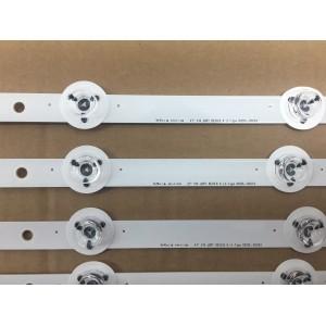 Set de LED para LG 47¨ pulgadas 47LB730V - Nueva