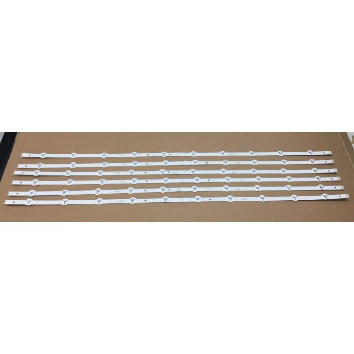 Set de LED para LG 50¨ pulgadas 50LB671V - Nueva