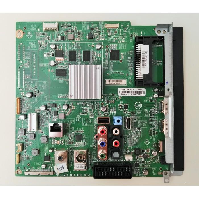 Placa base MAIN 715G6388-M0D-000-005X para Tv Philips 47PFK6549/12