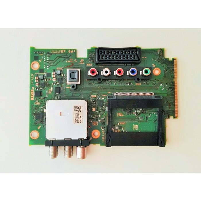 Sintonizador tunner Board Sony 1-893-273-21 Sony 49X8505B 55X9005B