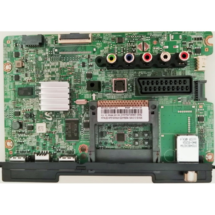 Placa base MAIN (BN94-08118X) para Tv Samsung UE40J5100AW