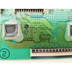 Placa de búfer 42t4_YDRV EAX65464801 (1.0) para LG 42PN450B, 42PA450B