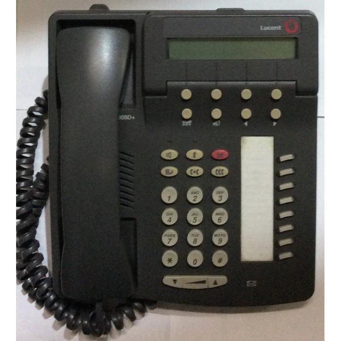 Lote 10x teléfonos Avaya Lucent Definity 6408 D+