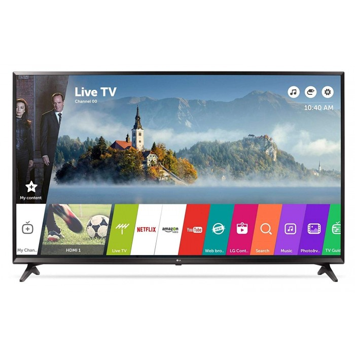 Televisión LG 43¨ Ultra HD 4K / Smart TV / WiFi - 43UJ630V