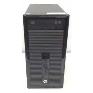 HP ProDesk 400 G1 i3-4130(4º) 3.40Ghz / 4Gb / 500HDD / Win10