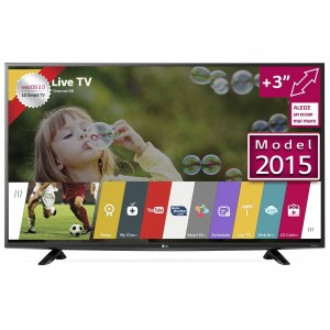 Televisión LG 43¨ 4K UltraHD / Smart TV / WiFi - 900HZ (43UF6407)