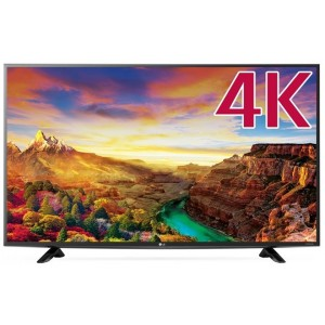 Televisión LG 49¨ 4K Ultra HD / Smart TV / WiFi (49UH610V)
