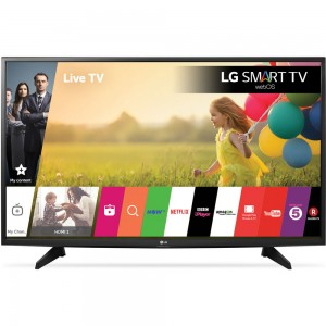 LG 43¨ 43LH570V Full HD - 450Hz PMI - Smart / WiFI