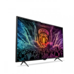 Philips 43¨ 4K Smart TV / WiFi (43PUH6101/88)