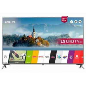 LG de 43¨ Ultra HD 4K / Smart TV / WiFi - 43UJ651V
