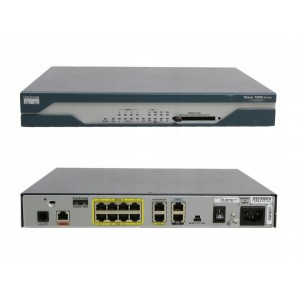 Cisco 1801 Integrated Services Router