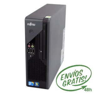 Fujitsu C5731E Core2Duo 3Ghz / 4Gb / 320HDD / - Win 10