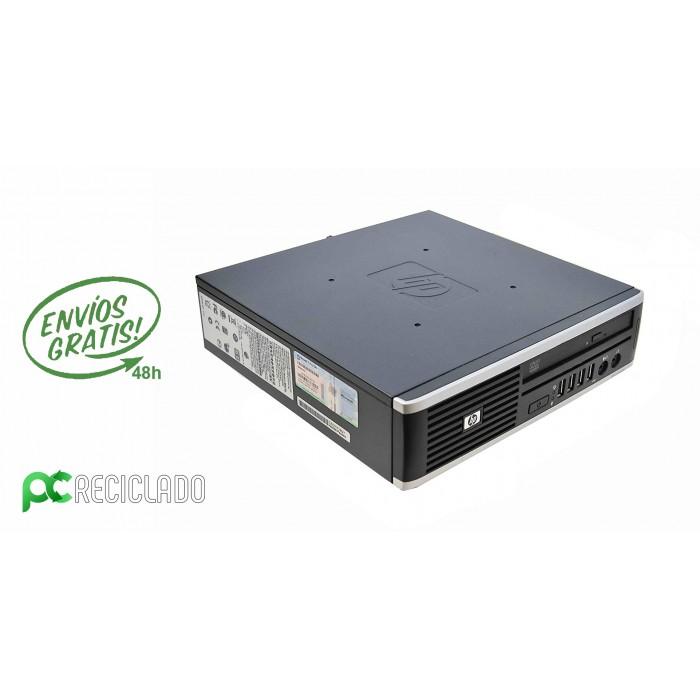 HP 8000 Elite SFF Intel Core2Duo 3.0Ghz/4Gb/120HDD - DVD+RW - Win 7