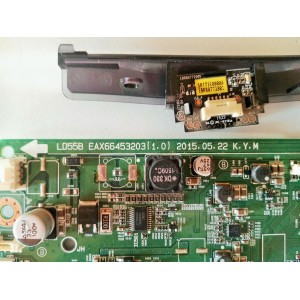 Placa Base EAX66453203 (1.0) / EBT64049804 DE TV LG - NUEVA