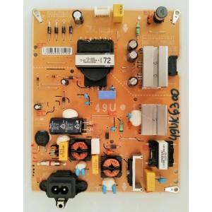 Fuente de alimentación EAX67189201(1.6) DE TV LG 49UK6300 USADA