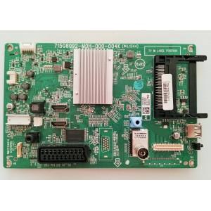 Placa base MAIN 715G6092-M0H-000-004K para Tv Philips 40PFH4309/88 - NUEVA