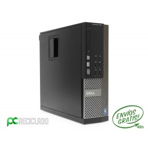 Dell 7010 i5-3470 (3º) 3.20Ghz / 4Gb / 500HDD / Win 10