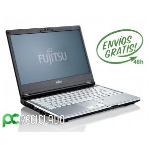 FUJITSU LIFEBOOK S760 i5-M520 (1º) 2.40Ghz/4Gb/320Gb - Win 10 TARA