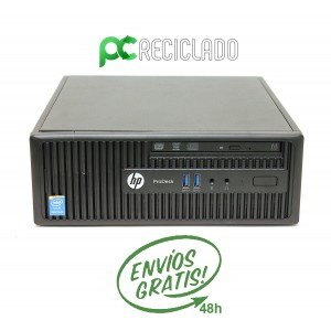 HP ProDesk 400 G2.5 i3 (4º) 3.70Ghz / 4Gb / 500 HDD / Win 10