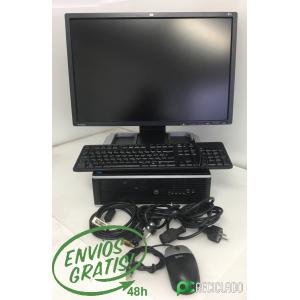Ordenador completo - Equipo (HP 8300) + Monitor (22¨ HP 2275W)