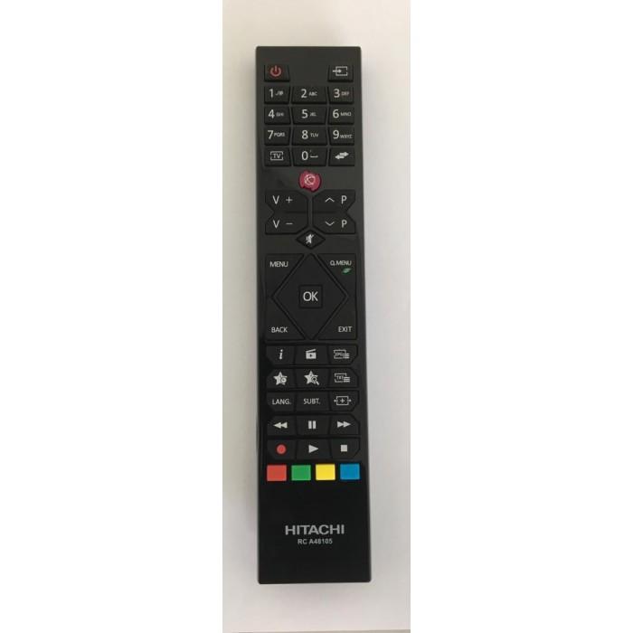 Mando de televisión Hitachi (RCA48105) - Original - Nuevo