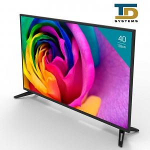 TELEVISIÓN LED 40¨ TD SYSTEMS FULL HD (K40DLT5F)