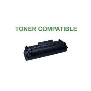 Cartucho de tóner compatible HP Laserjet 2600/1600 Negro