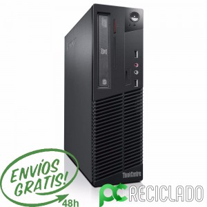 Lenovo M71E SSF i3-2120 (2º) 3.30Ghz/4Gb/500HDD - Win10