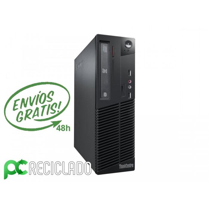 Lenovo M72e i3-3220 (3º) 3.30Ghz/4Gb/500HDD - Win 10