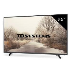 TD SYSTEM 55¨ K55DLS6U Full HD - USB