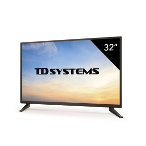 Televisión LED 32¨ TD SYSTEMS Full HD (K32DLM7H)