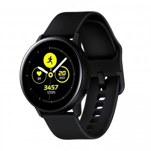 Samsung Galaxy Watch Active SM-R500 Smartwatch 40mm Aluminio