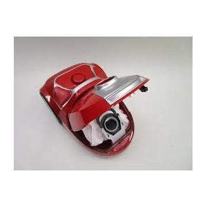 Rowenta Compact Power Roja - RO3969EA - alta filtración, filtro permanente, 3L