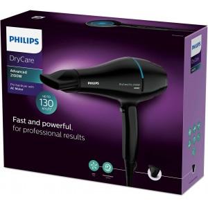 Secador de pelo Philips DryCare BHD272 Negro