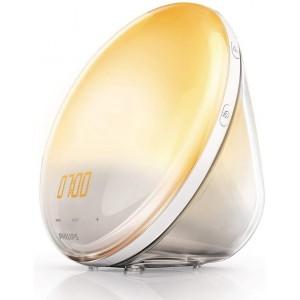 Philips Wake-up Light HF3520/01 Despertador de Luz LED - Simulación del Amanecer y del Atardecer