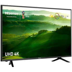 Hisense 43¨ UltraHD 4K/Wifi/Smart TV (H43N5300)
