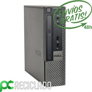 Dell 790 USFF i3-2120 (2º) 3.30Ghz/4Gb/500HDD / Win 10