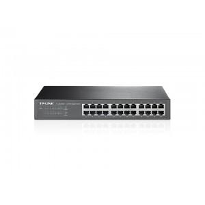 TP-Link TL-SG1024D 24 Port 100/1000M Switch Gigabit